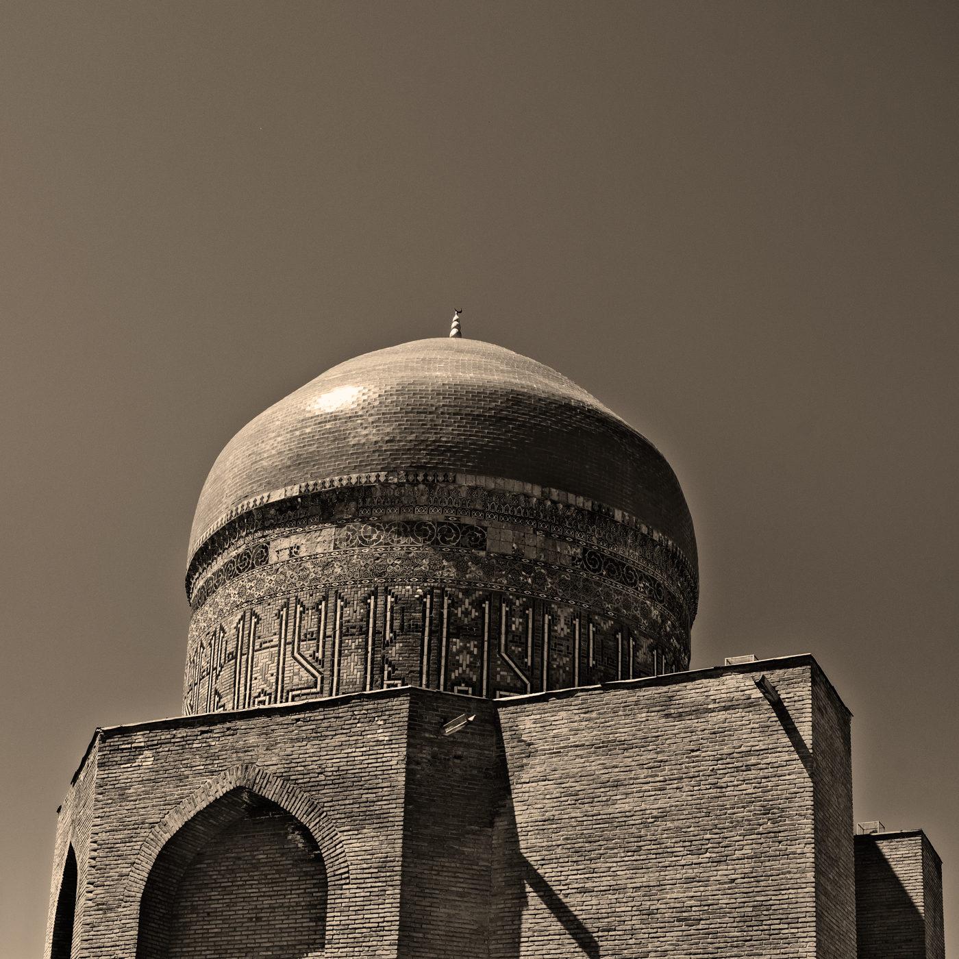 ホージャ・アフマド・ヤサヴィー廟/Mausoleum of Khoja Ahmed Yasawi