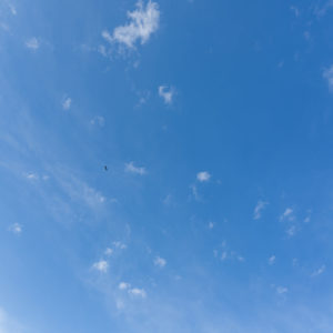 No Border | There is no border on the sky. 空に国境はない。